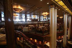 Britannia Dining Room (Procyon Systems) Tags: queenmary2 cunard transatlantic slowtravel queenmary2remastered