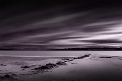 Pinking up the Pink Lakes (Leanne Cole) Tags: nikond800 leannecole leannecolephotography photos fineartphotography fineartphotographer images environment environmentalphotography environmentalphotographer photographer victoria australia pinklakes murraysunsetnationalpark longexposurephotography longexposure landscape monochrome formatthitechfilters formatthitech firecrest16 ndfilter