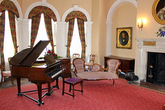 Croxteh Hall - Music Room (big_jeff_leo) Tags: england house art kitchen architecture liverpool hall bedroom room country victorian grand staircase billiards mansion statelyhome edwardian attraction merseyside croxteth