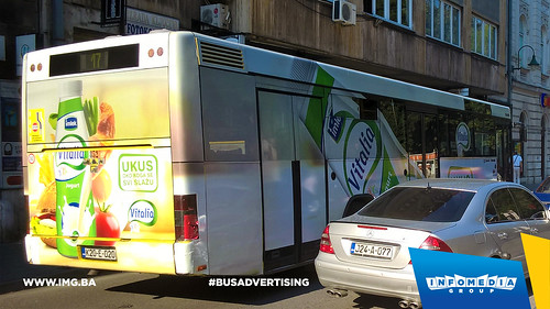Info Media Group - Vitalia, BUS Outdoor Advertising, Sarajevo 07-2016 (3)