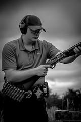 DSC_1176-BW (BL | Photographic) Tags: 511 benelli darford ezload htrpc ipsc joshkenny nordiccomponents shotgun tarantacticalinnovations ukpsa dartford england unitedkingdom gb