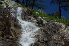 Vallon de Van (bulbocode909) Tags: valais suisse vallondevan montagnes nature cascades arbres eau roche vert