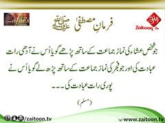 15-7-16) zafar cuutuer (zaitoon.tv) Tags: saw message prophet mohammad islamic quran namaz hadees ahadees