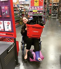 tanyab_133998449433 (cb_777a) Tags: broken leg ankle foot cast crutches toes newzealand