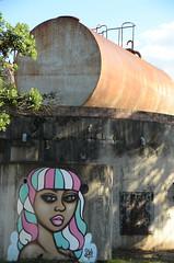 Outpost Festival, 2011 (Ian Stalvies) Tags: stalviesnet outpost streetart cockatooisland