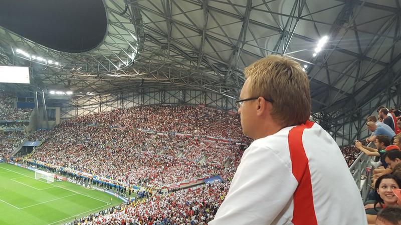 Francja, EURO 2016, cz. XII: ćwierćfinał, Polska - Portugalia..