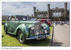 Classic Bentley (Paul Simpson Photography) Tags: bentley cars classic classiccarshow transport tyres imageof imagesof paulsimpsonphotography photoof photosof lincoln lincolncastle lincolnclassiccarshow lincolnshire may2016 motorshow history british status eventsinlincoln carshowsinlincoln sonya77