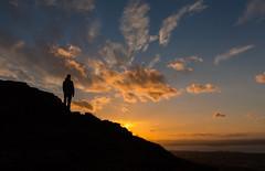 The Reward (Kyoshi Masamune) Tags: edinburgh clouds cloudscape sigma1750mmf28 arthursseat holyroodpark uk scotland kyoshimasamune sunset goldenhour firthofforth firth forth northsea holyrood fife fifecoast kingdomoffife