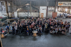 #DogpatchPhotowalk (bhautik joshi) Tags: sanfrancisco sf pier70 photowalk walk dogpatch dogpatchphotowalk warehouse crowd