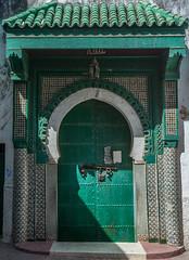 Green Door 1, Tangier Souk, Morocco (Peter Cook UK) Tags: souk green door morocco tangier