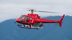 C-FOQH - Blackcomb Helicopters - Aerospatiale AS350B-2 AStar (bcavpics) Tags: cfoqh blackcombhelicopters eurocopter airbus aerospatiale as350 b2 astar bikerack aerodesign aviation aircraft helicopter chopper heli cbc7 vancouver britishcolumbia canada bcpics