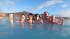 Myvatn Nature Baths. Iceland, September 2016. (darrenboyj) Tags: group warm hotsprings heat warmth water icelandic iceland myvatn myvatnnaturebaths