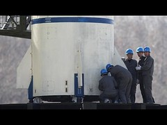 تجربة صاروخية جديدة لكوريا الشمالية (ahmkbrcom) Tags: كورياالشمالية