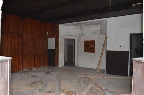 Innenraum des Hotels