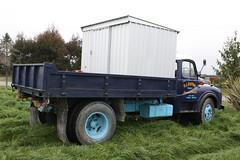 HPE 213 (ambodavenz) Tags: austin wfk100 classic truck timaru south canterbury island tour new zealand