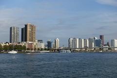 Neuwe Maas @ Wilhelminapier @ Kop van Zuid @ Rotterdam (*_*) Tags: rotterdam netherlands nederland europe city october 2016 autumn fall automne kopvanzuid island wilhelminapier