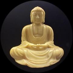 Little Buddha (Renato Morselli) Tags: scultura sculpture ivory avorio precisione buddha budda precision flfrok