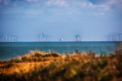 Thanet Offshore Windfarm (@bill_11) Tags: broadstairs england places jossbay windfarm thanet vestas greenenergy turbine electricitygeneration tow uk windturbine