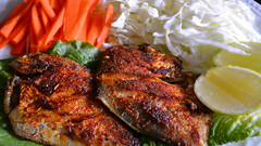 Pomfret Fry (asithmohan29) Tags: bengali bengalirecipes cook cooking dryfry easyrecipes fish fishfry fishrecipes food fry fryrecipes howtomakefishfry indianrecipes kitchen nonvegetarian oilfry pomfretfry rawafry recipes recipesp seafoodrecipes sidedish tawa