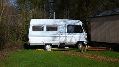 old Hymer (QQ Vespa) Tags: hymer hymermobil mobilhome womo wohnmobil camping vintage classic