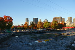 Patinoire du Vieux Port @ Old Port @ Ville-Marie @ Montreal (*_*) Tags: montreal mtl canada quebec northamerica 2016 autumn fall october city sunny morning villemarie automne vieuxport oldport port