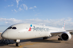 2016_10_14 DFW stock-15 (jplphoto2) Tags: 787 7879 americanairlines americanairlines7879 americanairlines787 boeing787 dfw dallasftworthinternationalairport jdlmultimedia jeremydwyerlindgren kdfw n820al aircraft airplane airport aviation