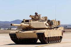M1A1 Abrams (Trent Bell) Tags: mcas miramar airshow california socal 2016 magtf demo m1a1 abrams