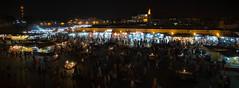Djemaa el Fna (prinzesslifu) Tags: 1tag djemaaelfna fujixt1 marajesh markt marokko medersabenyoussef medina oktober2016