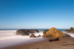 Breathe..... (Harold Wycoff) Tags: ocean sea seascape coast water waves landscape cambria centralcoast highway1 pacificcoasthwy pacific pacificcoast sand rocks tide currents