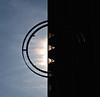 La tour Montparnasse de l'avenue du Maine (Max Sat) Tags: 75006 75014 75015 architecture bleu blue brillant ciel cloud clouds cold colorful colors contrejour couleurs doré flare français france french fuji fujixe1 jaune light lights lumière lumières maxsat maxwellsaturnin métro montparnasse noir paris sky soleil street sun tour tourmontparnasse xe1 xf60
