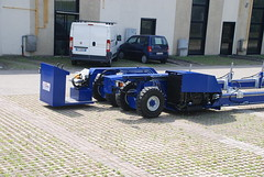 CARRELLO STRADALE - TRAILERS ROAD AJUSTABLE 60 TONS