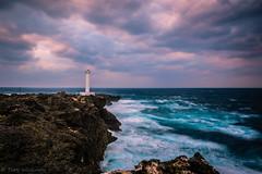 lighthouse yomitan okinawajapan troywilliams capezanpamisaki