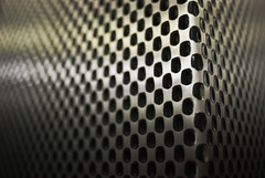 perforated (marcus.redfern) Tags: metal corner hole perforation