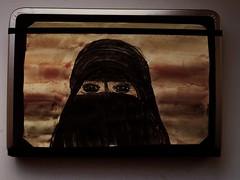 veil-duty (Frizztext) Tags: woman veil drawing wordpress islam politics religion sketchbook arabia watercolors niqab frizztext ericlafforgue veilduty