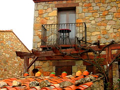 Façana Siurana (raquelperamor) Tags: nature catalonia catalunya tarragona priorat siurana lamanoamiga