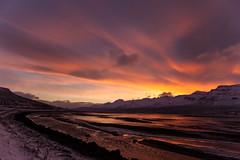 Cold and windy morning (*Jonina*) Tags: iceland ísland faskrudsfjordur fáskrúðsfjörður morning morgunn reflection speglun sky himinn clouds ský jónínaguðrúnóskarsdóttir 25faves 500views 50faves 1500views
