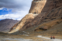 Crossing the Valley Of Faith (Feng Wei Photography) Tags: china travel color tourism horizontal trek religious worship colorful asia outdoor religion pray buddhism tourist tibet holy sacred ritual tibetan spiritual kailash pilgrimage kora pilgrim kowtow tibetanbuddhism kailas prostration ngari burang taqin