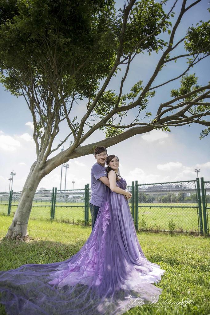 台北婚紗,自助婚紗拍攝,愛維伊婚紗工作室,大佳河濱公園,華山藝文中心,八里左岸