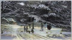 Winter wonderland..Integration 12 (Beaches Marley PaintFX) Tags: