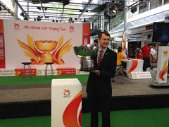 Asia Cup Trophy Launch
