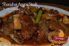Shanghai Angus Steak (Thinkarete) Tags: black angus copycat beef dry steak aged tenderloin sirloin ribeye wagyu copicat shanghaiangussteak pandaspress