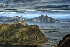 """ Vgakaillen "" (steinliland) Tags: mountain seascape lofotenisland steinliland"