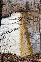 Th Dam at Old Stone Fort State Park - Jan. 2015 (mikerhicks) Tags: winter usa geotagged manchester unitedstates hiking tennessee duckriver oldstonefortstatepark melrosepark lakehills tennesseestateparks oldstonefortstatearchaeologicalpark oldstonefortdam canon7dmkii sigma18250mmf3563dcmacrooshsm geo:lat=3548625000 geo:lon=8610287333