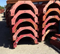 Condor PILASTRO CIRCOLARE (Kitmondo.com) Tags: colour industry metal truck work photo construction industrial factory technology tech image working machine mining equipment machinery infrastructure vehicle labour kit heavy stacked uniformed organised