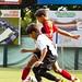Copa Banco Popular/ Media Cancha de Futbol