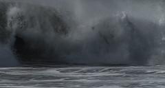 Surfer's Prayer (cetch1) Tags: beach water surf surfer surfing surfboard wipeout rodeobeach bigwave waveporn northerncaliforniasurfing
