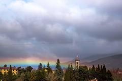 Salmata (Paolo.Venarucci) Tags: rainbow arcobaleno umbria nocera umbra salmata