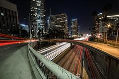 Downtown LA (Kyle Jetter) Tags: california canon la los san downtown slow angeles diego observatory shutter 6d grifith kcj kcjfreelance