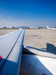 Voyage vers Helsinki (SebastienToulouse) Tags: famille france airbus seb aeroport blagnac sandrine avion airfrance a320 cdg midipyrnes