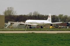 C-118B Keflavik (Rob Schleiffert) Tags: keflavik douglas usn valkenburg dc6 liftmaster c118 c118b